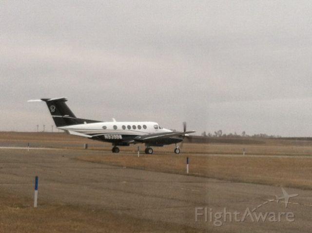 Beechcraft Super King Air 200 (N939BW)