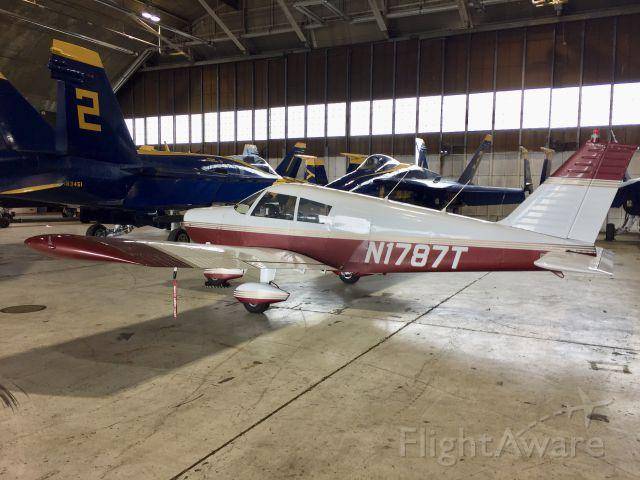 Piper Cherokee (N1787T) - N1787T