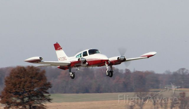 Cessna 310 (N1308G) - Folks from the Region, stopping in to acquire economical 100LL... Nov 2013