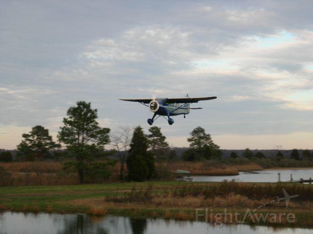 Cessna Chancellor (N67436) - 1943 Howard