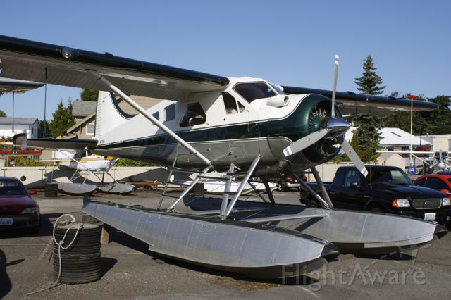 De Havilland Canada DHC-2 Mk1 Beaver (N726P)