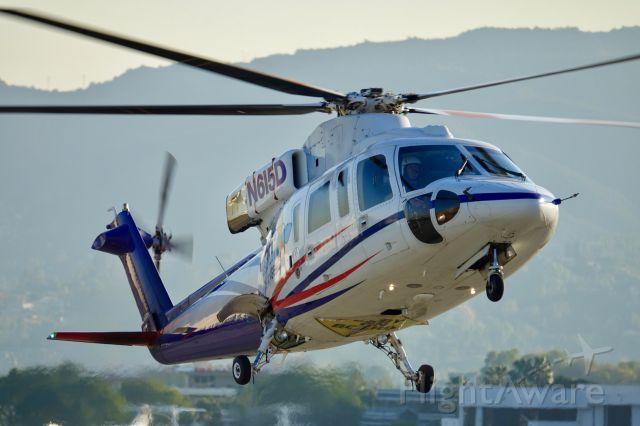 Sikorsky S-76 (N615D)