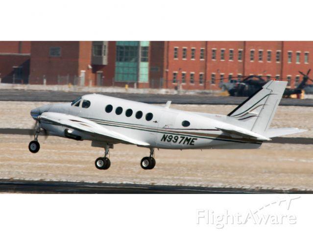 Beechcraft King Air 100 (N997ME)