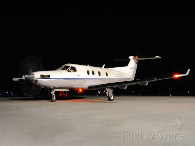 Pilatus PC-12 (N812PA) - Well, if I
