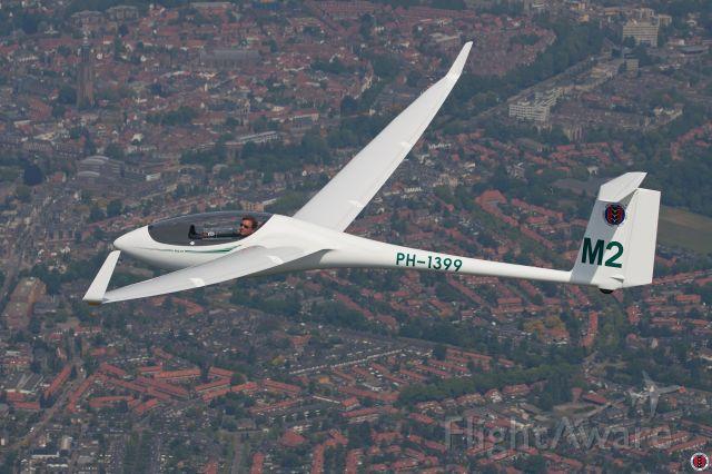 Unknown/Generic Glider (M2PH1399) - Schleicher ASG29 from Amsterdamsche Club voor Zweefvliegen