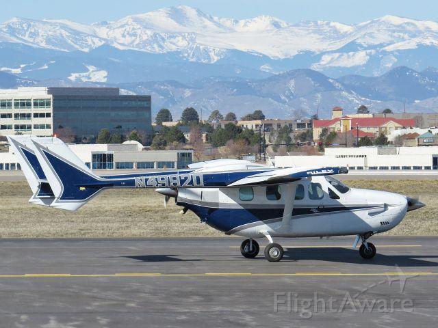 Cessna Super Skymaster (N49920)