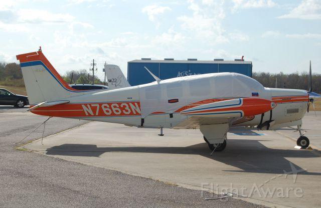 Beechcraft Bonanza (36) (N7663N)