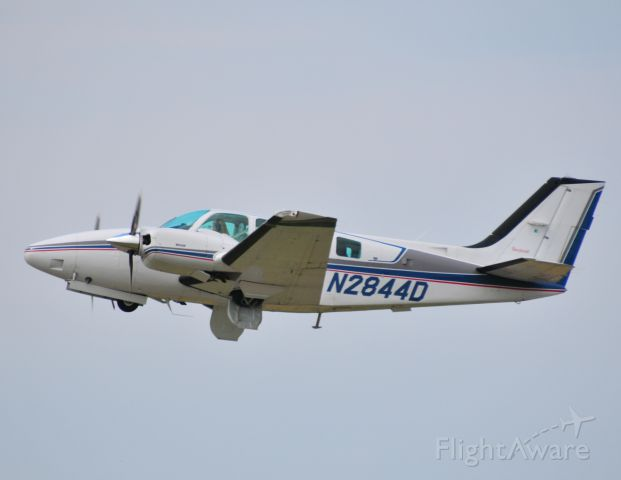 Beechcraft Baron (58) (N2844D)