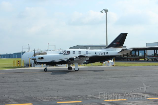 Socata TBM-850 (C-FHTH)