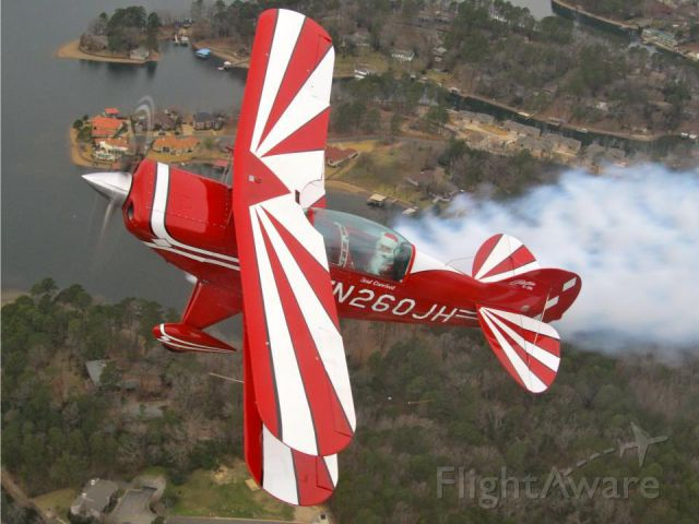 PITTS Special (S-2) (N260JH) - Flying During Christmas