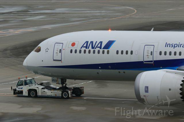 Boeing 787-8 (JA833A)