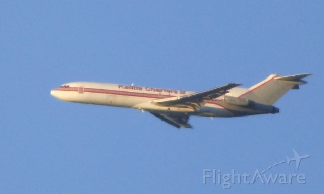 BOEING 727-200 (N724CK) - Shown here in the early morning a 1980 Boeing 727 a few minutes until it arrives into Philly in the Spring of 2017.