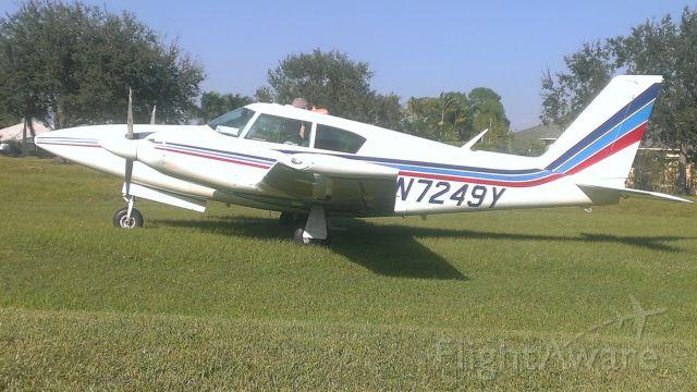 Piper PA-30 Twin Comanche (N7249Y) - Wellington Arto Club, Florida