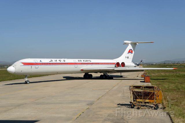Ilyushin Il-62 (P-881) - Air Koryo
