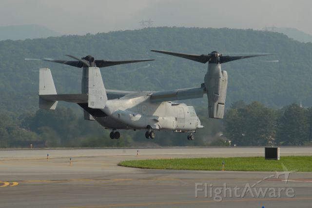 Bell V-22 Osprey — - Verticle Takeoff