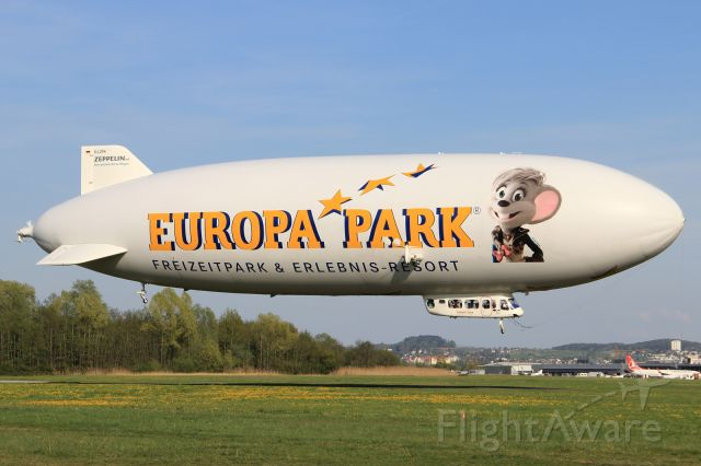 Unknown/Generic Airship (D-LZFN)