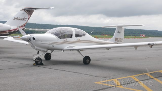 Diamond Star (N326DS) - N326DS on the ramp at Aviation Technology in Scranton, PA.