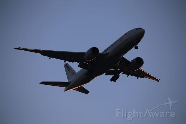 BOEING 777-200LR (D-AALF)