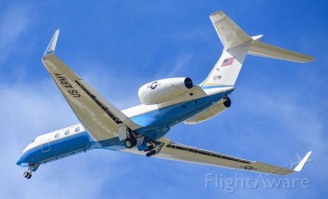 Gulfstream Aerospace Gulfstream V (04-1778)