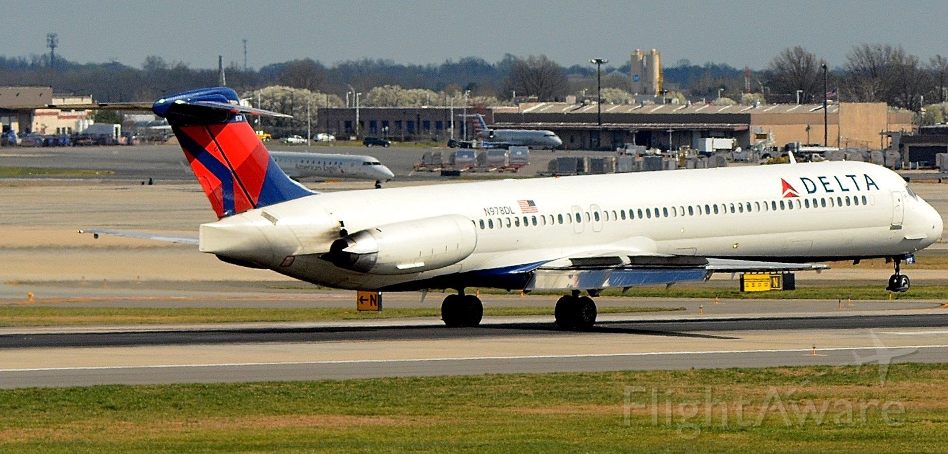 McDonnell Douglas MD-88 (N978DL) - 3/13/16
