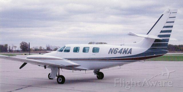Cessna T303 Crusader (N64WA)
