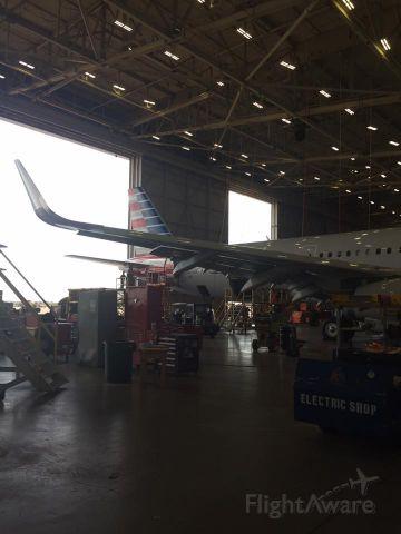 Airbus A321 (N160AN)