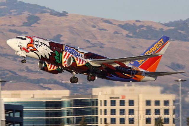 Boeing 737-800 (N918WN)