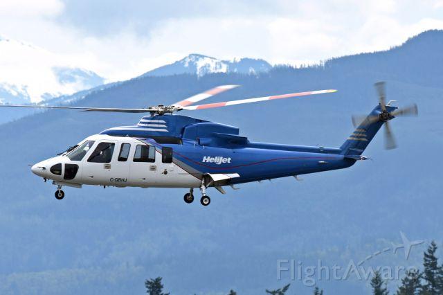 Sikorsky S-76 (C-GBHJ)