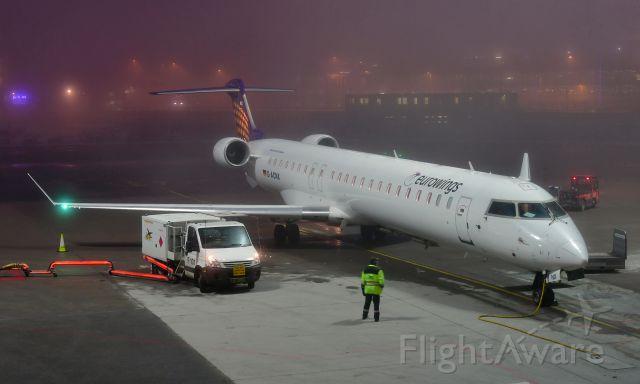Canadair Regional Jet CRJ-900 (D-ACNX) - Eurowings Canadair Regional Jet CRJ-900 D-ACNX in Oslo Gardermoen Airport