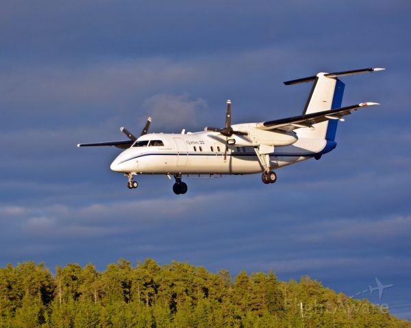 de Havilland Dash 8-200 (QUE30) - QUE30 MÉDÉVAC - SERVICE AÉRIEN GOUVERNEMENTAL