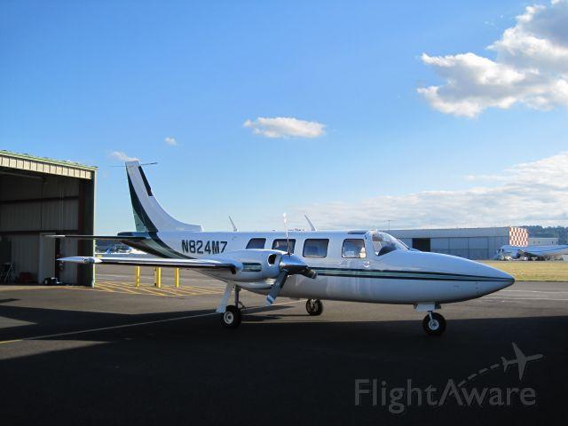 Piper Aerostar (N824MZ)