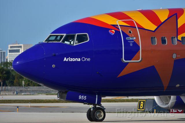Boeing 737-700 (N955WN)