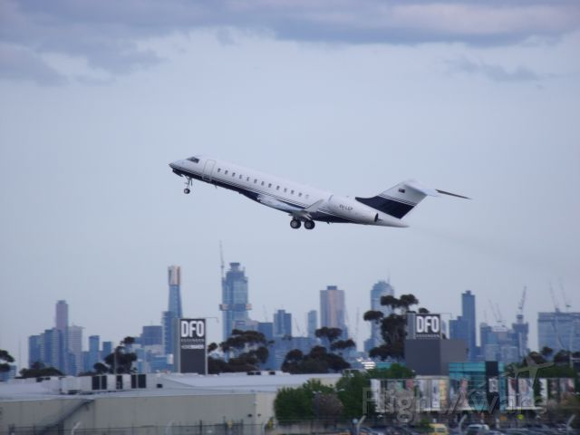 Bombardier Global Express (VH-LEP)