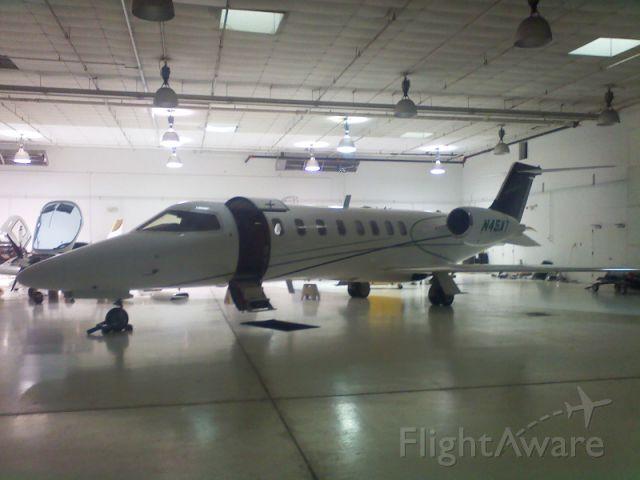 Learjet 45 (N45XT)
