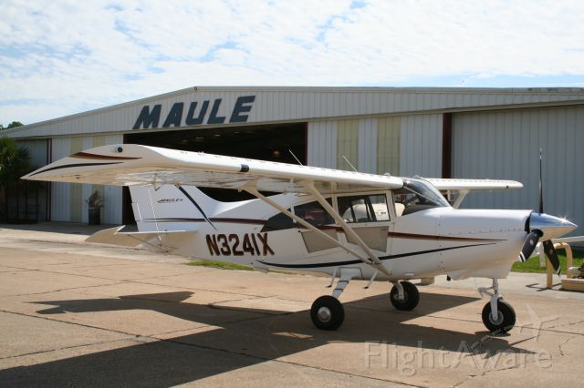 MAULE MT-7-260 Super Rocket (N3241X) - 2006 Maule MT-7-235 delivery day at the plant in Moultrie, GA!