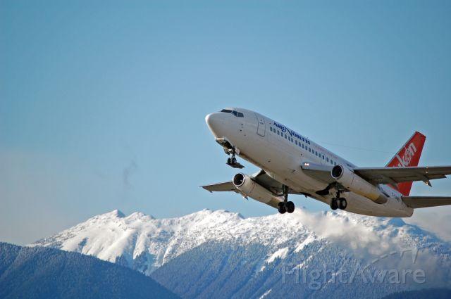 Boeing 737-200 (ANT7334)