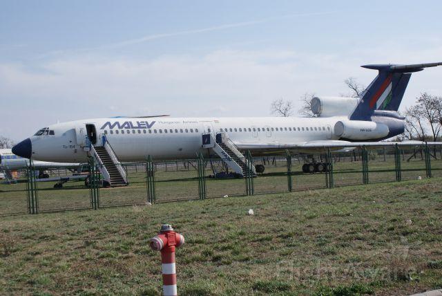 HA-LCG — - cn75A127 Air Musea Budapest Ference Lizst (Ferihegy) 3-04-2012