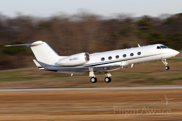 Gulfstream Aerospace Gulfstream IV (N445BJ)