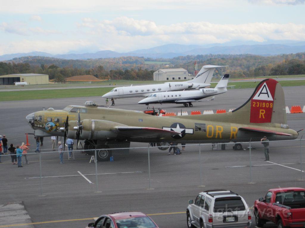 — — - Tri Cities Regional Airport October 18, 2012