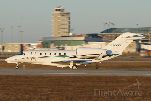 Cessna Citation X (N255FP)
