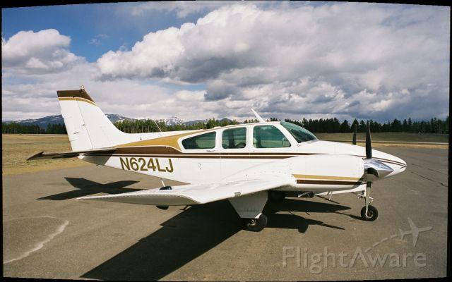 Beechcraft 55 Baron (N624LJ)