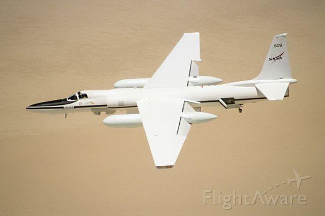Lockheed ER-2 (NASA809) - Lockheed ER-2 809
