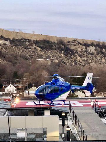 Eurocopter EC-635 (N911SV) - Saint Vincent Healthcarebr /Billings, MT