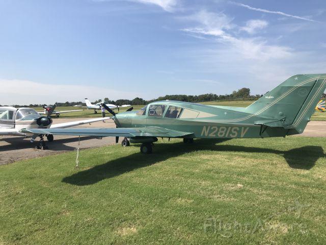 BELLANCA Viking (N281SV) - September 14, 2019 Bartlesville Municipal Airport OK - Bellanca Fly-in