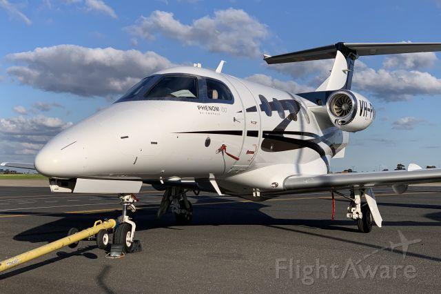 Embraer Phenom 100 (VH-PNM)