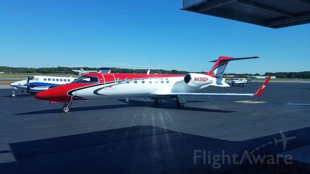 Learjet 45 (N458DP)