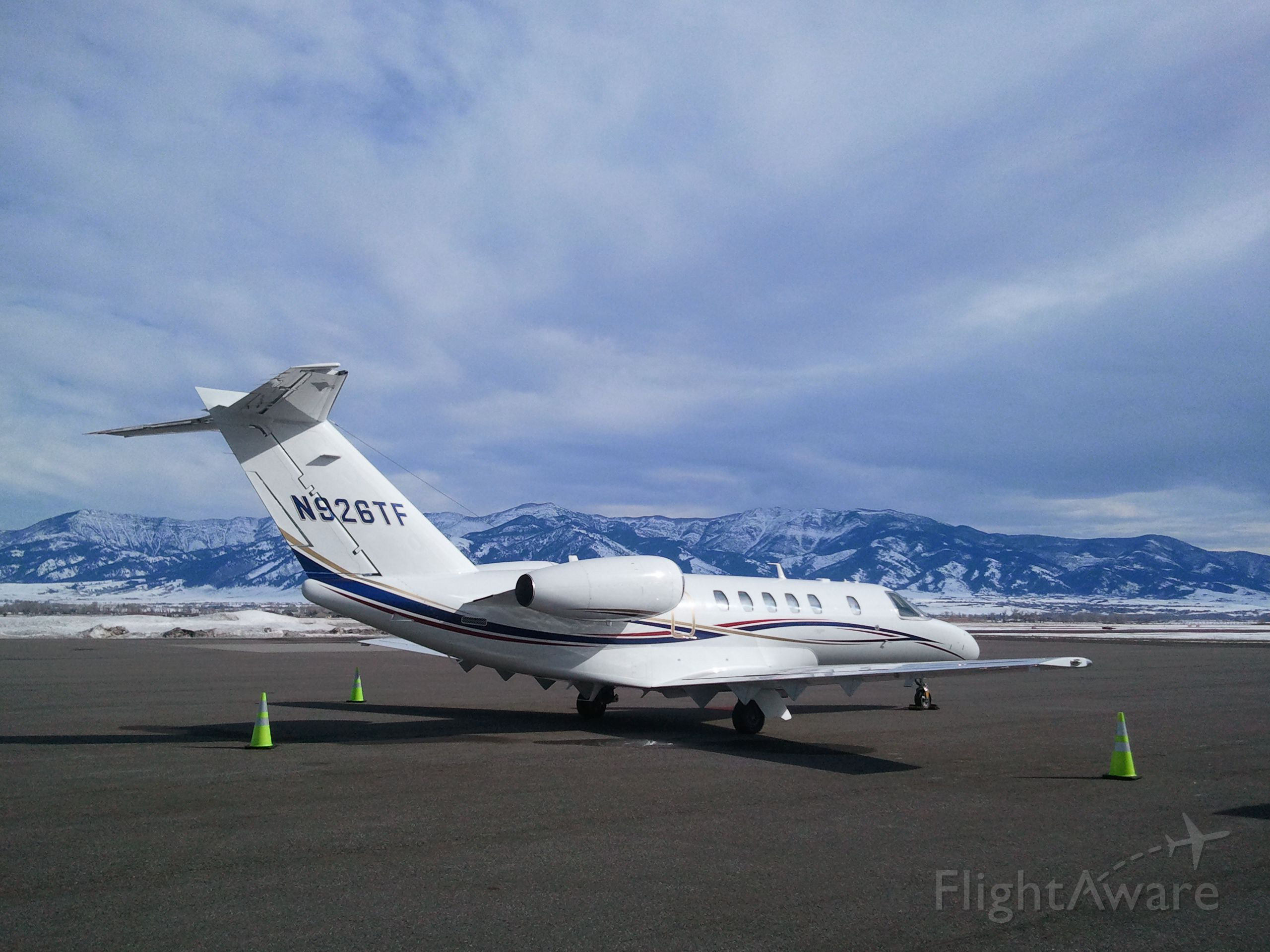 Cessna Citation CJ4 (N926TF) - This is actually a CJ4 but I am unable to change the designation.  N926TF has been adorned to a CJ and CJ1 previously.