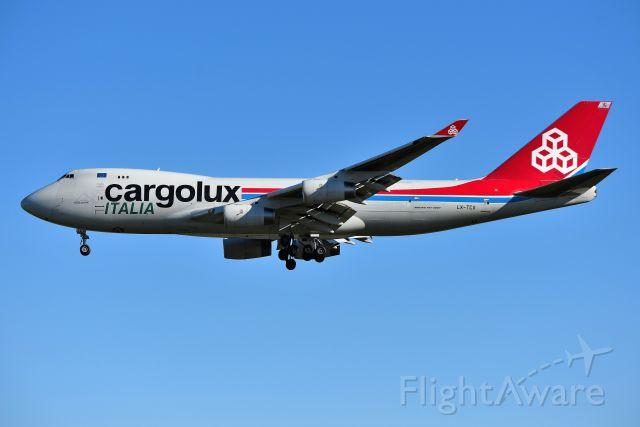 Boeing 747-400 (LX-TCV) - 5-L on 09-22-20
