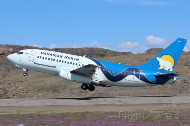 Boeing 737-200 (C-GOPW)