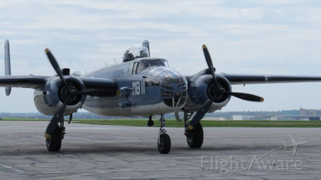 North American TB-25 Mitchell (N5865V)